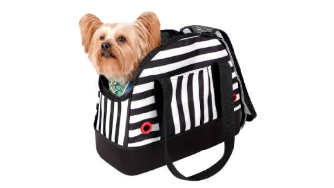 Мягкая сумка-переноска для собаки фото