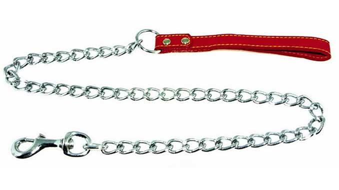 Поводок-цепочка для собак