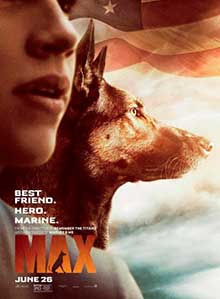 Макс - фильм про собаку