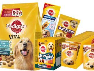 Корм для собак Педигри фото